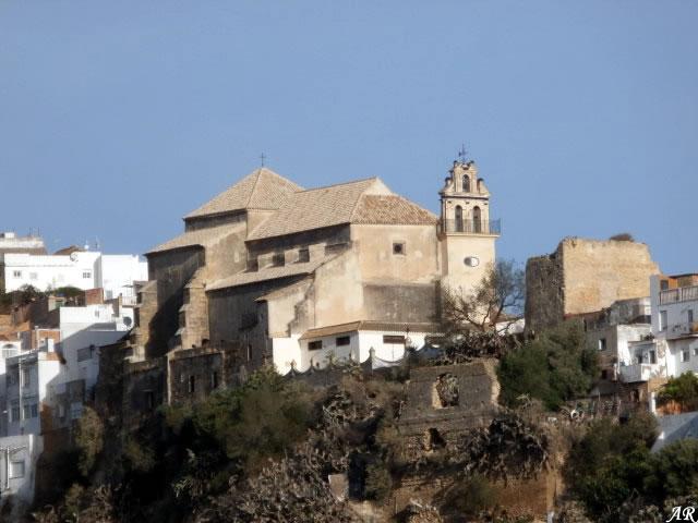 Iglesia de San Agustín de Arcos de la Frontera