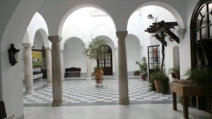 Mayorazgo Palace, Arcos de la Frontera. Palacio del Mayorazgo