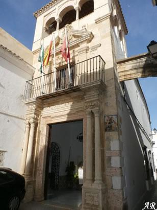 Palacio del Mayorazgo. Arcos de la Frontera