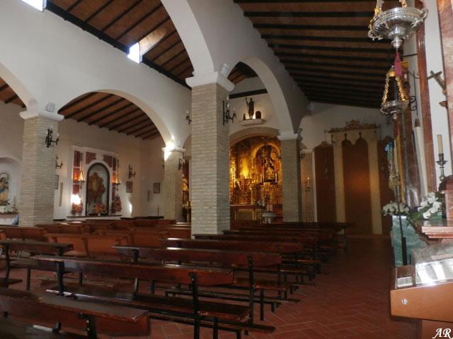 Parroquia de San Roque / Ermita de San Roque - Las Cabezas de San Juan