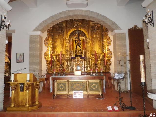 Parroquia de San Roque - Ermita - Las Cabezas de San Juan