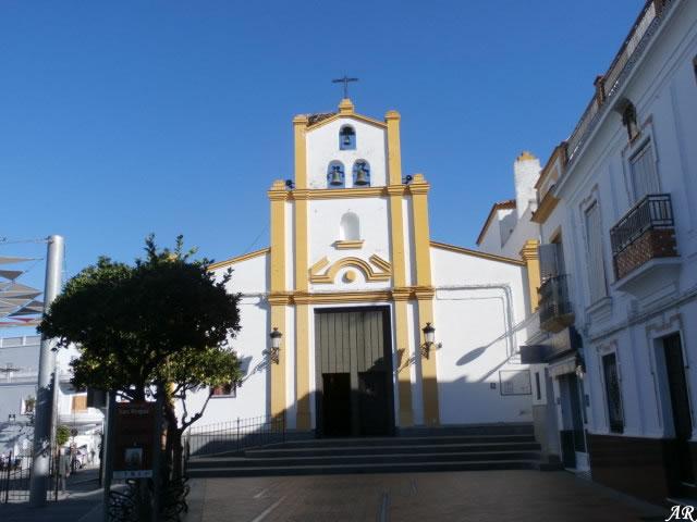 Las Cabezas de San Juan - Parroquia de San Roque - Ermita
