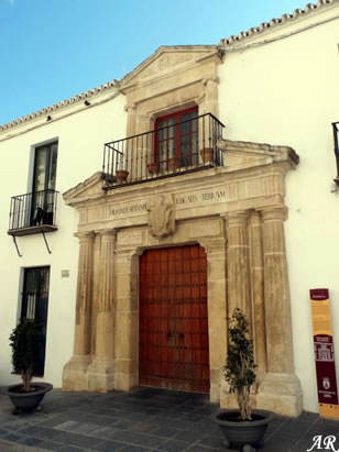 Antiguo Cabildo y Cilla Municipal de Lebrija