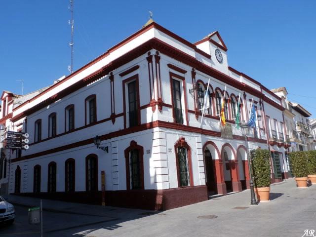 Ayuntamiento de lebrija antigua casa del cabildo for Alquiler de casas en lebrija sevilla