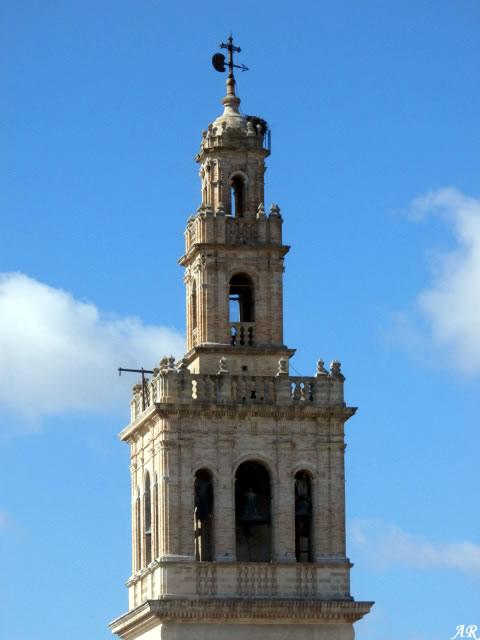Iglesia de Santa María de la Oliva - Lebrija - Torre - Campanario