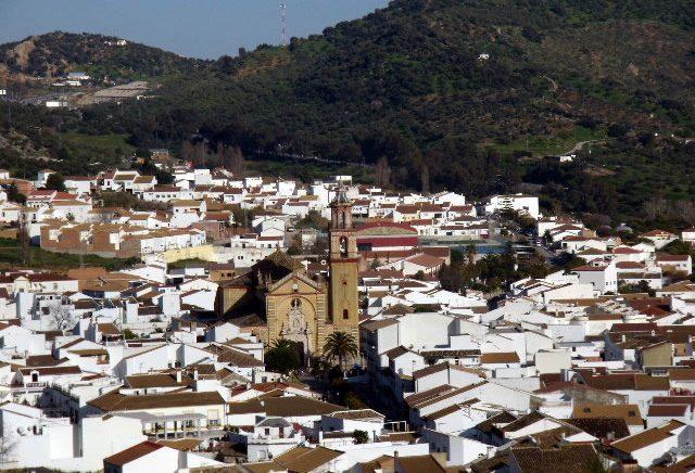 Iglesia Parroquial de Santa Ana - Parish Church - Algodonales