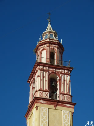 Santa Ana Parish Church, Algodonales