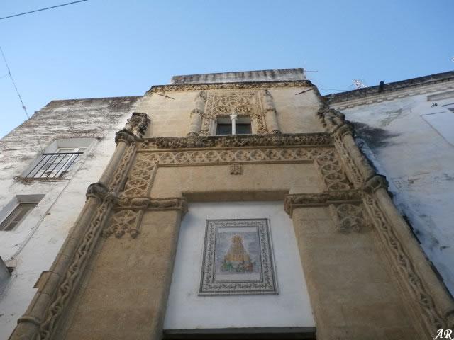Casa Palacio del Conde del Águila