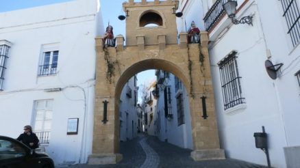 Cuesta de Belén - Arcos de la Frontera