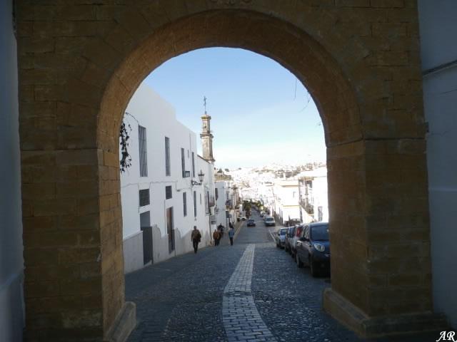 Cuesta de Belén (Antigua Puerta de Jerez)
