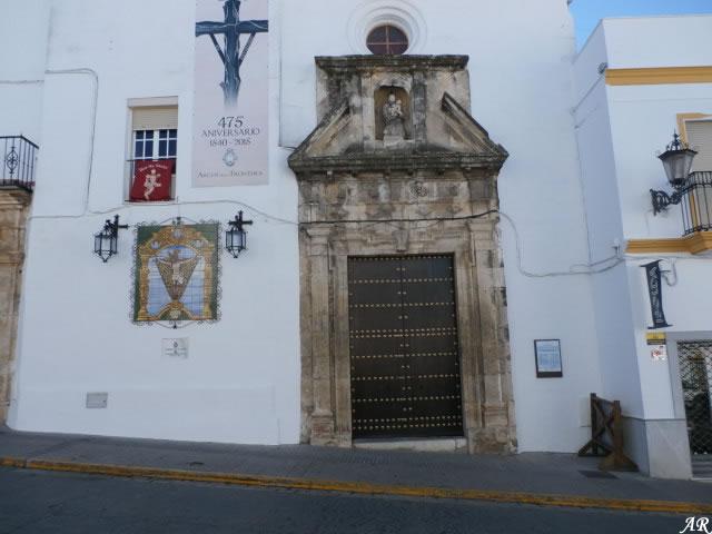 Hospital-Iglesia de San Juan de Dios - Arcos de la Frontera