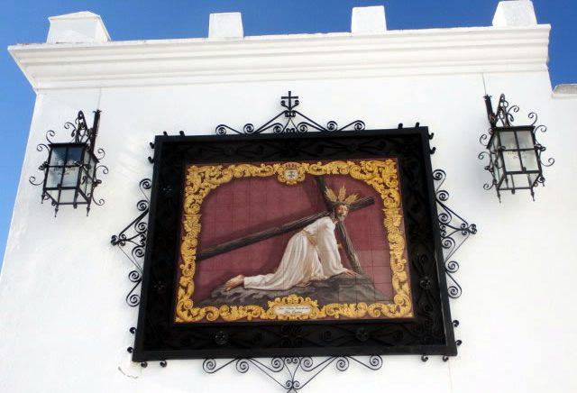 Iglesia de San Francisco - Church - Arcos de la Frontera - Nuestro Padre Jesús de las Tres Caidas