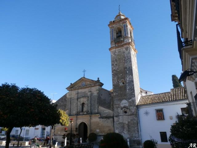 Iglesia de Santo Domingo de Guzmán - Bornos