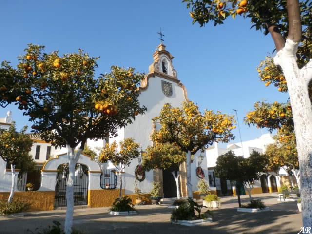 Parroquia de San José o Iglesia de San José - El Cuervo de Sevilla
