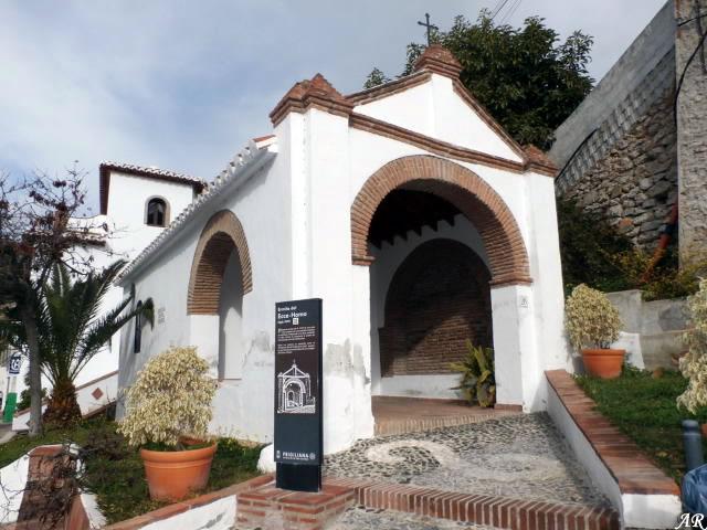 Ermita del Ecce-Homo o Ermita del Santo Cristo de la Caña