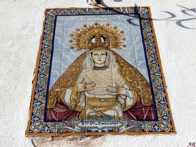Capilla de la Vera-Cruz de Lebrija - Nuestra Señora de Consolación