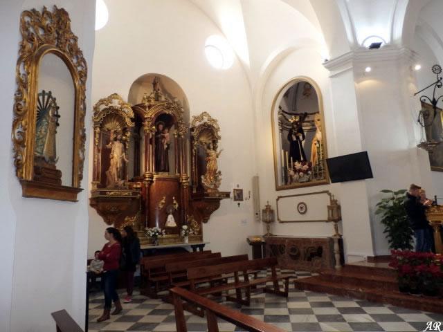 Iglesia de El Salvador - Nerja