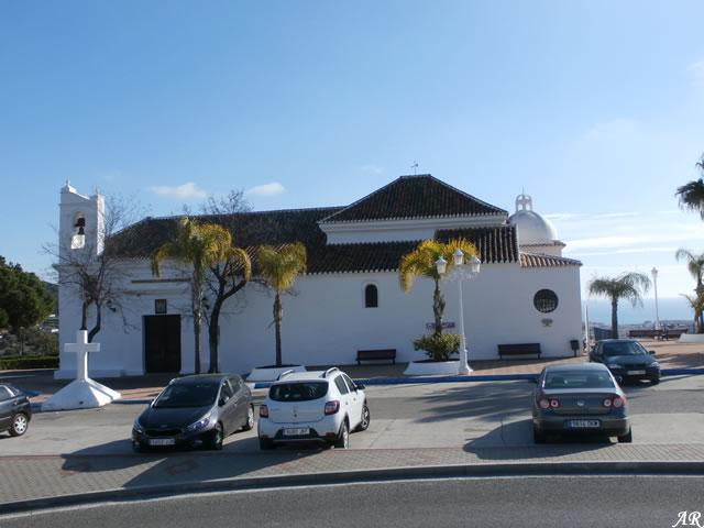 Ermita Nuestra Señora de las Nieves - Convento - Torrox