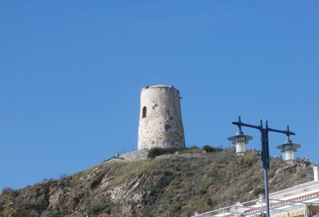 Torre de Güi o Torre de Morche - Güi Watchtower - El Morche