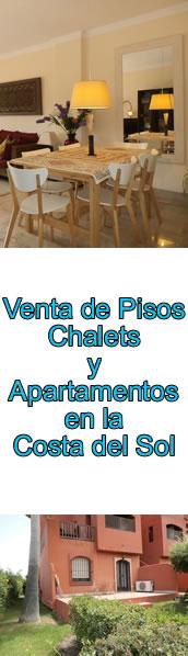 venta de casas, apartamentos, pisos y chalets en la Costa del Sol, Estepona, Marbella, Manilva, Casares