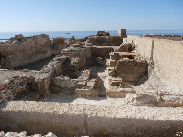 Baños Reales - Alcazaba de Almería