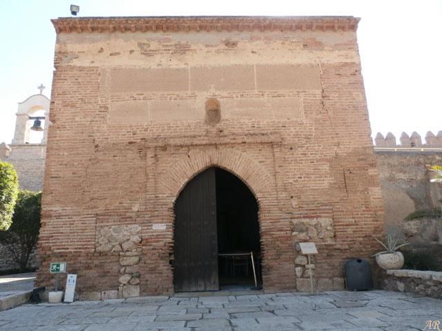 Ermita Mudéjar de San Juan en la Alcazaba de Almería