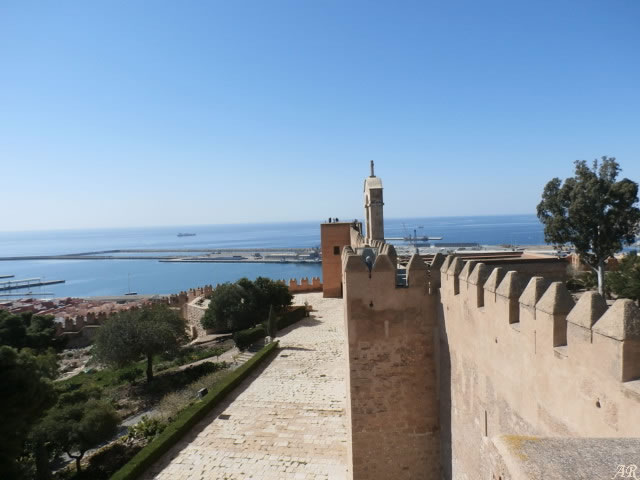 Alcazaba of Almeria - Fortress in Almería