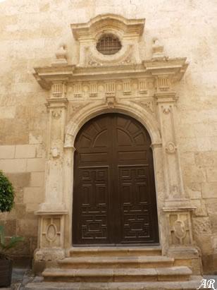 Iglesia del Convento de Santa Clara / Las Claras (Real Monasterio de Santa Clara)