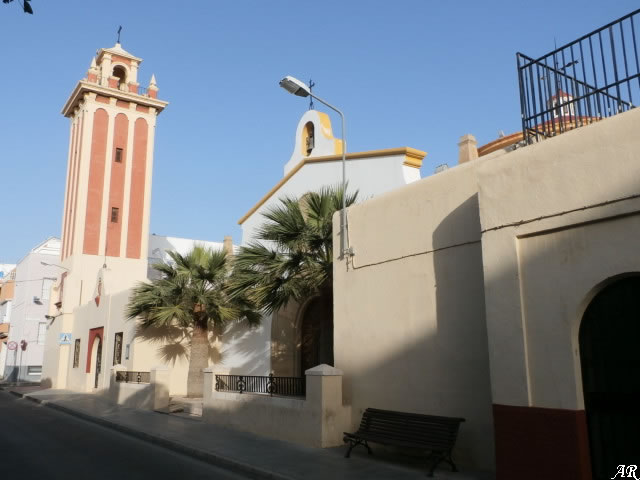 Parish Church of San Isidro - Almería