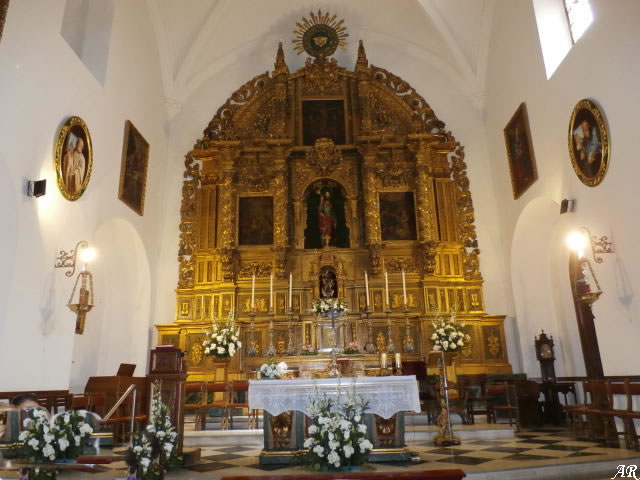 Parish Church of Santiago Apostol - Almeria