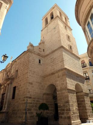 Iglesia Parroquial de Santiago Apóstol de Almería