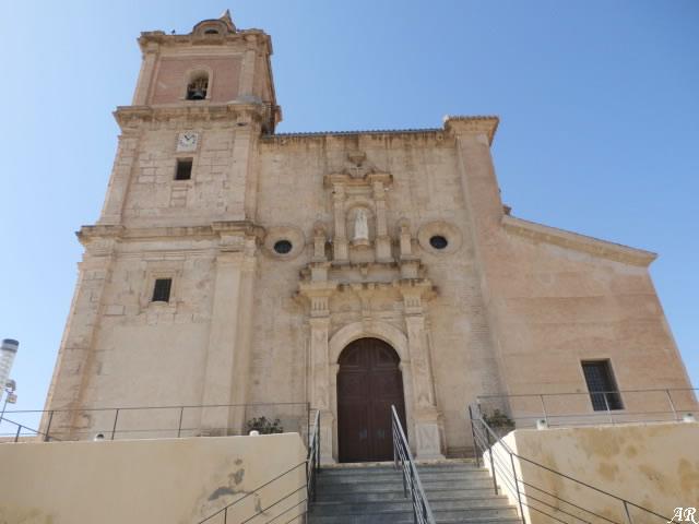 Iglesia Parroquial de Nuestra Señora del Rosario de Gádor