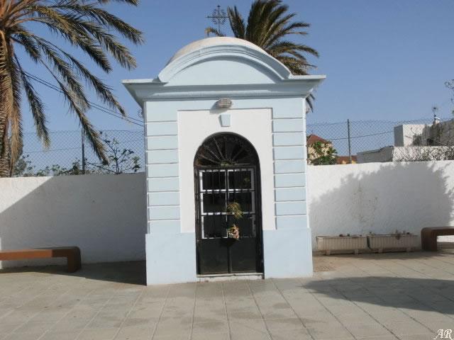 Ermita de la Virgen del Carmen de Pechina