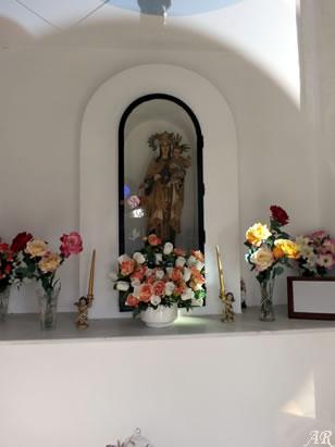 Virgen del Carmen de Pechina