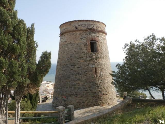 Torre de la Rábita - Torre Vigía de la Rábita - Torre del Cerro del Castillejo