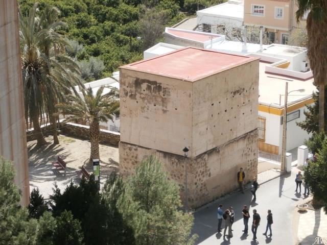 Torre de Santa Fe de Mondújar - Torre Nazarí