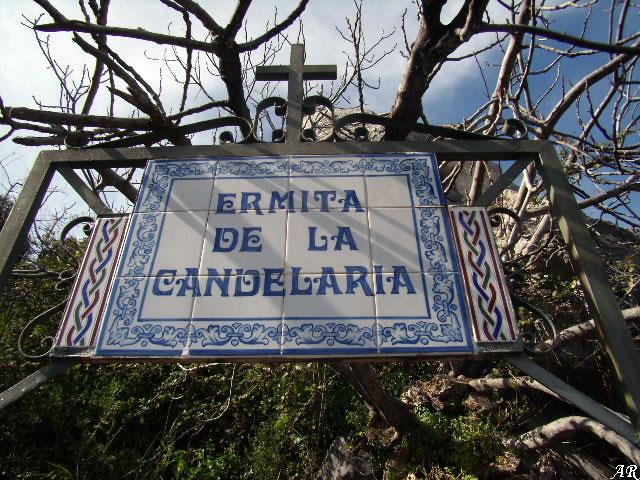 Ermita de la Candelaria - Benadalid