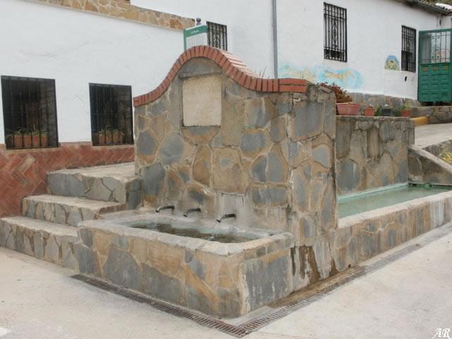 La Fuente de Jimera de Líbar
