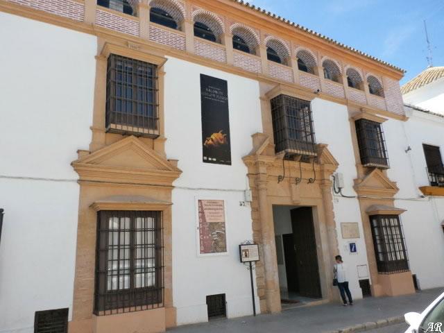 Casa de los Hermanos Arjona y Cubas - Museo de Osuna