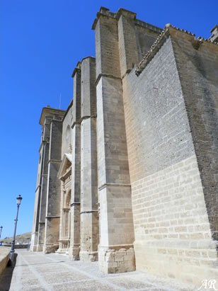 Colegiata - Insigne Iglesia Colegial de Nuestra Señora de la Asunción - Osuna