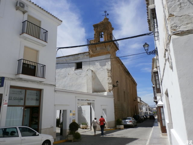 Iglesia de Santa Clara - Osuna