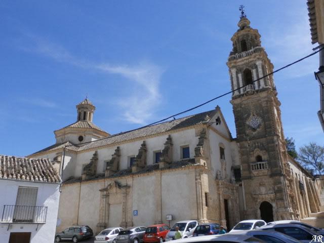 Church and Tower of La Merced - Osuna