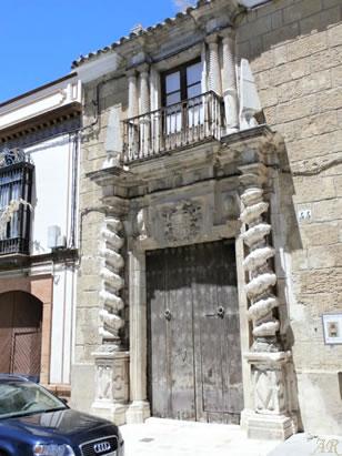 Palacio de Gobantes y Herdara - Osuna