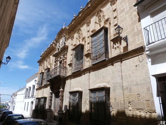 Palace of los Cepeda - Osuna