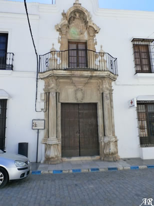 Palace of Miguel Reina Jurado (Old Post Office) - Osuna