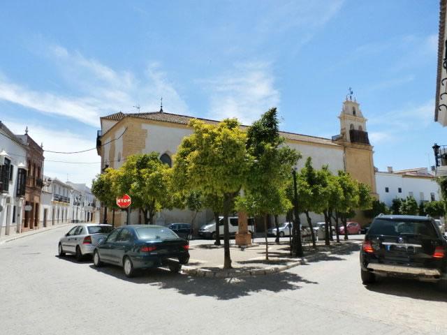 Osuna - Plaza de Juan XXIII