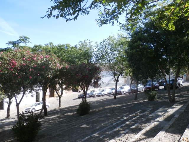 Plaza de la Encarnación de Osuna