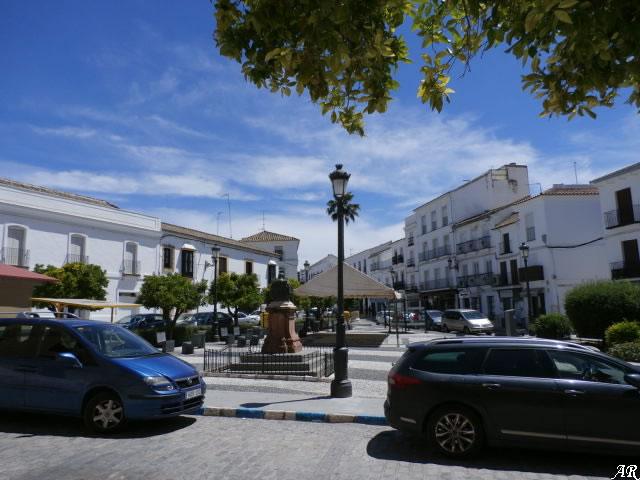 Rodriguez Marin Square