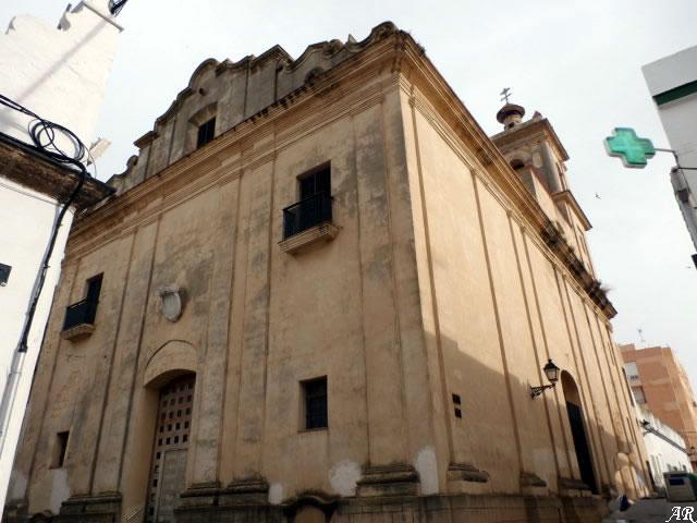 San Jose Church - Puerto Real
