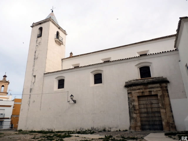 San Sebastian Church - Puerto Real